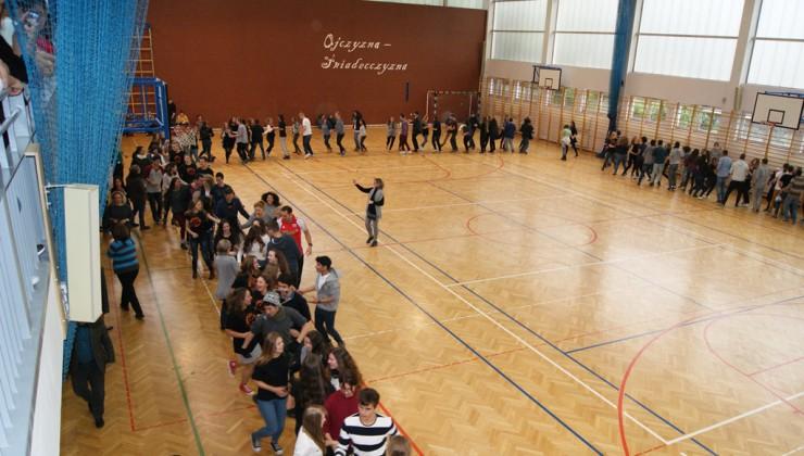 Goście z Maccabim – Reut Mor High School