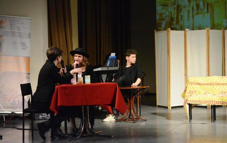 XIII Świętokrzyski Przegląd Teatrów Szkolnych w Języku Angielskim