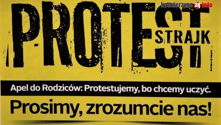 Informacja na temat strajku