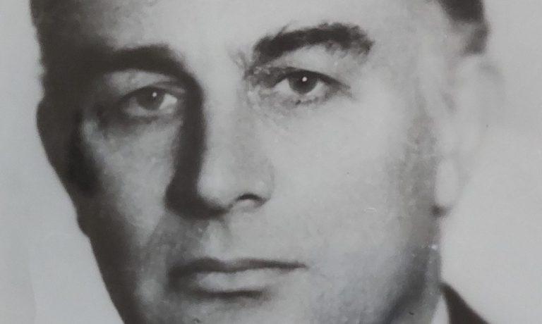 Zmarł Dyrektor Longin Blejder