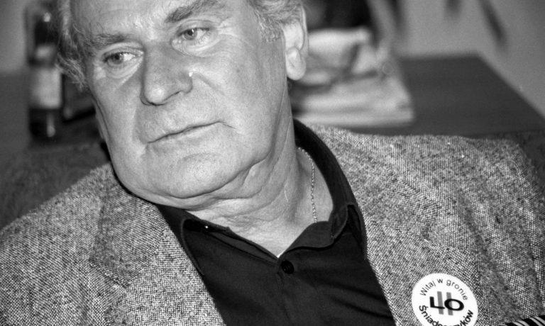Odszedł Wiesław Gołas.